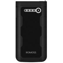 Romoss Car Jump Starter Powerbank - 12000mAh, Black