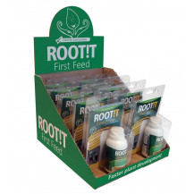 Rootit First Feed Plant Food - 125ml, CDU of 10