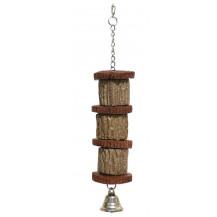 Rosewood Hide-n-Treat Chain - Large