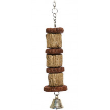 Rosewood Hide-n-Treat Chain - Small
