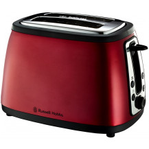 Russell Hobbs Heritage 18260SA Toaster - 2 Slice, Red