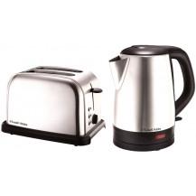 Russell Hobbs RHSSP28 Kettle & Toaster Pack - Stainless Steel