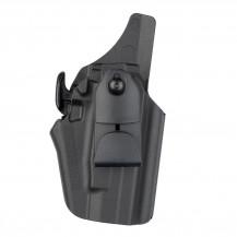 Safariland 575 IWB GLS Pro-Fit Gun Holster - R/H, Compact, Black