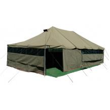 Tentco Safari Marquee Tent - 5m x 10m x 3.3m