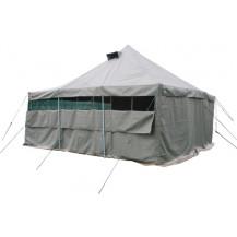 Tentco Safari Marquee Tent - 5m x 5m x 3.3m