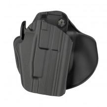 Safariland 578 GLS Pro-Fit Gun Holster - R/H, Wide-Long, Black