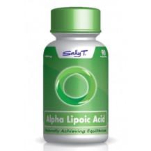 Sally T. Alpha Lipoic Acid Supplement - 100mg, 90 Capsules