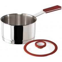 Sambonet 12 O'Clock Sauce Pan with Lid - 14cm