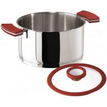 Sambonet 12 O'Clock Sauce Pot with Lid
