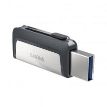 SanDisk Ultra Dual Drive USB Type-C 128GB - USB