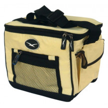 Seagull 12 Can Cooler Bag - Beige