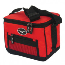 Seagull 12 Can Coolerbag - Red