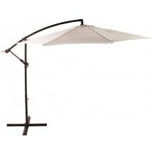 Seagull Cantilever Umbrella 3m - Beige