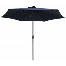 Seagull Solar LED Light Umbrella - 2.7m
