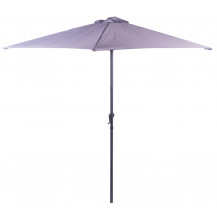 Seagull Umbrella 2.7m - Light grey