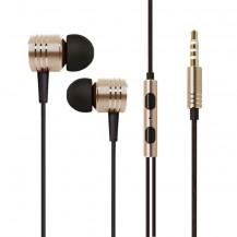 1More Classic Piston In-Ear Headphones - Silk Gold
