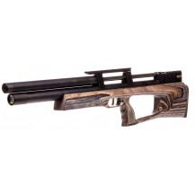 Taipan Veteran Long Bullpup PCP Air Rifle - 5.5mm, Coffee Laminate