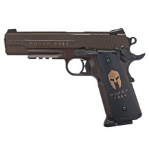 Sig Sauer 1911 Spartan Full Metal Blowback CO2 BB Pistol - 4.5mm