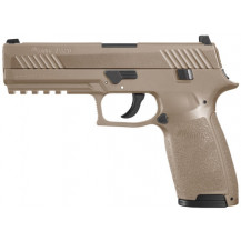 Sig Sauer P320 Pellet Pistol - .177, 30rd, FDE