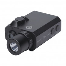 Sightmark LoPro Mini Combo Flashlight And Green Laser Sight - Matte Black