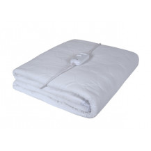 Bennett Read Quilted Cotton Electric blanket - Single