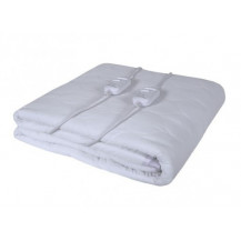 Bennett Read Quilted Cotton Electric Blanket - Double