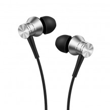 1More Classic Piston Fit In-Ear Headphones - Silver