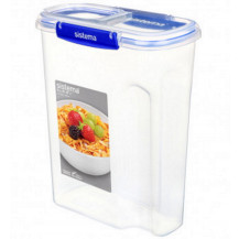 Sistema Klip It Plus Utility Cereal Plastic Container - 4,2 Litre