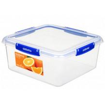 Sistema Klip It Plus Rectangular Plastic Container  - 5.5 Litre