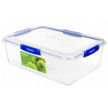 Sistema Klip It Plus Rectangular Plastic Container  - 7,5 Litre