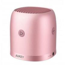 Aukey Wireless Mini Speaker - Pink