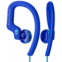 Skullcandy Chops Flex Sport In-Ear Wired Earphones - Royal Blue