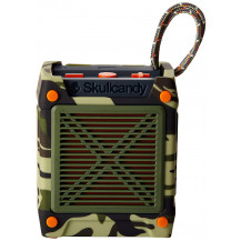 Skullcandy Sharpnel 2.0 Bluetooth Speaker - Camo/Olive