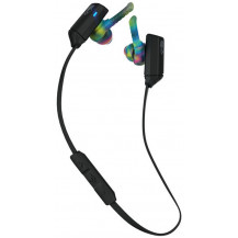 Skullcandy XTFREE Wireless In-Ear Earphones - Black/Swirl