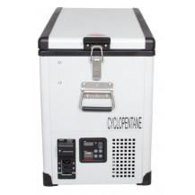 SnoMaster Powder Coated Portable Fridge/Freezer - 42L, AC/DC