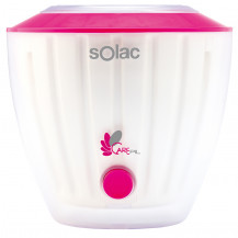 Solac Carepil Single Tub Wax Heater - Pink