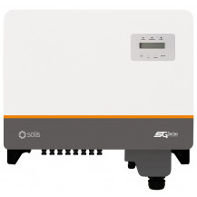Solis 5G 3 Phase Quad MPPT Inverters - 36kW, DC, Pack of 3 Front View
