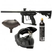 Spyder MR100 PRO Pack Paintball Gun (Black)