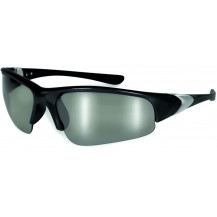 SSP Eyewear Entiat Bifocal Reader/Shooting Glasses - Black, Smoke Mirror