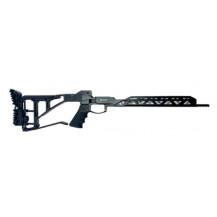 Saber Tactical FX Dreamline Tube Chassis - Black