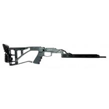 Saber Tactical FX Dreamline Bottle Chassis - Black
