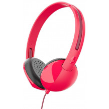 Skullcandy Stim On-Ear Headphones - Red