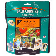 Back Country Cuisine Lamb Stirfry Freeze Dried Meal - Serves 2