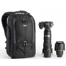 Think Tank Streetwalker V2.0 Backpack -  Black front view - Camera Equipment NOT Included