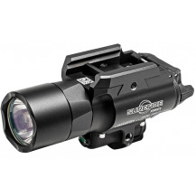 Surefire x400U Weapon Light - 600 Lumens, Red Laser