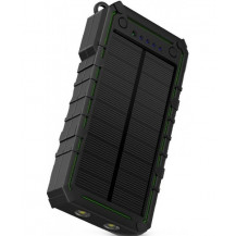 Surviva Solar Power Bank Flashlight