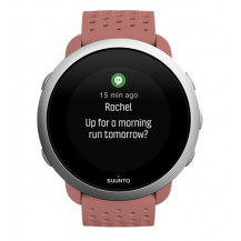 Suunto 3 GPS Sports Smart Watch - Granite Red