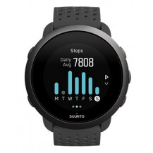 Suunto 3 GPS Sports Smart Watch - Slate Grey Top View