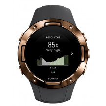 Suunto 5 G1 Sports Watch - Graphite Copper