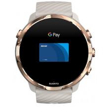 Suunto 7 GPS Sports Smart Watch - Sandstone/Rosegold